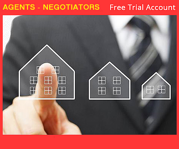 FREE TRIAL ACCOUNTS FOR LICENSED PROPERTY AGENTS / AGENCIES (E-NO / REN)
